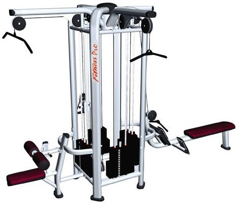 Fitness pro aparatos de gimnasio para el hogar for Equipo para gym