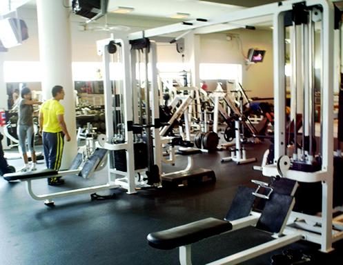 Fitness pro aparatos de gimnasio para el hogar for Gimnasio gimnasio