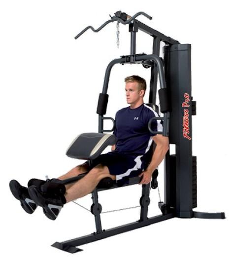 Mini gimnasio ejercicios dietas de nutricion y alimentos for Dieta gimnasio